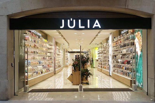 perfumerias julia barcelona