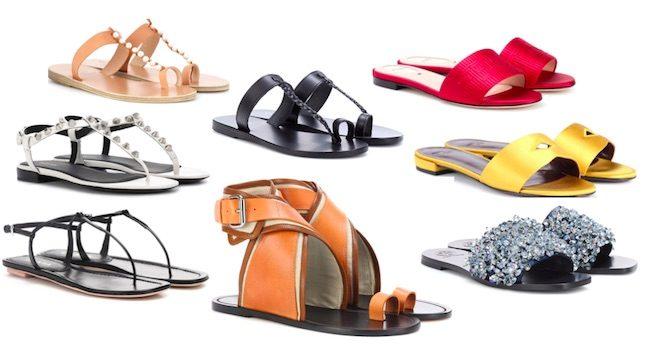 56fd0501f El zapatos passepartout del verano. zapatos de moda primavera verano 2018  sandalias planas