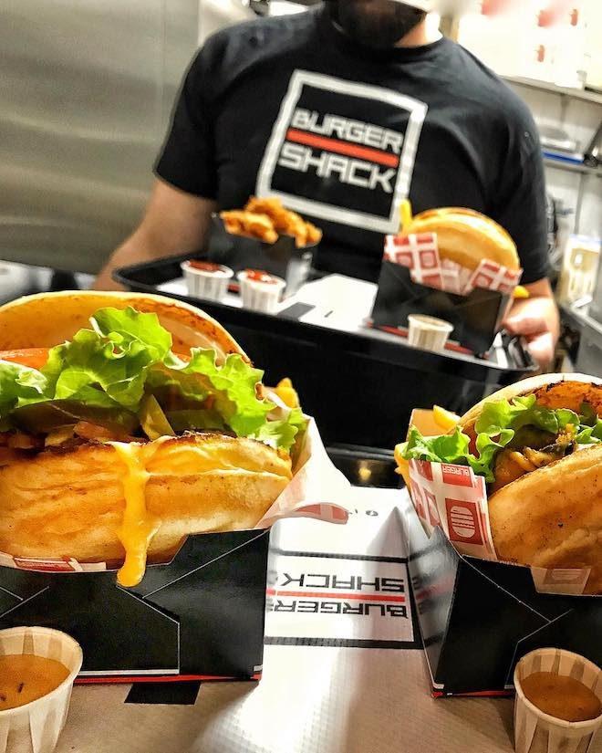 burger shack barcelona restaurante