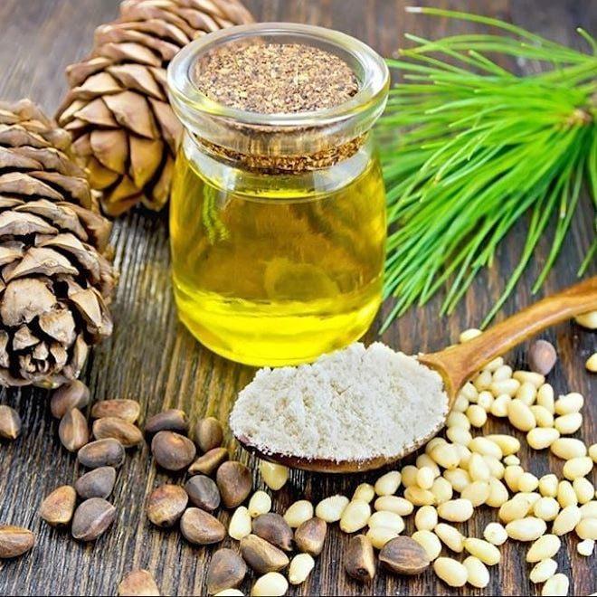 aceite de pino natura siberica