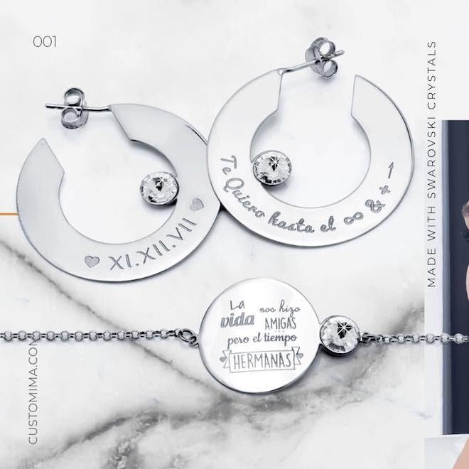 customima joyas personalizadas
