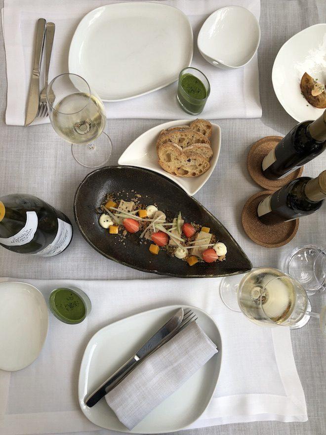 vinoteca torres restaurante