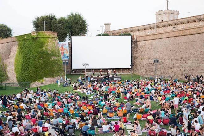 cine de verano al aire libre agenda con toda la