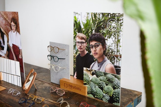 neubau eyewear gafas sostenibles eco