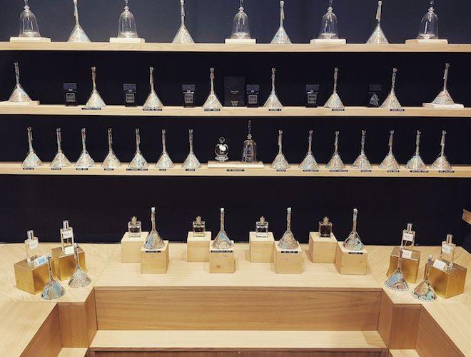 the perfumery barcelona perfume niche