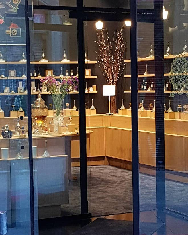 the perfumery barcelona perfume nicho