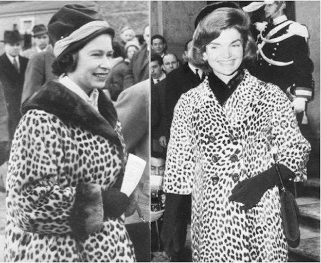 animal print moda iconica