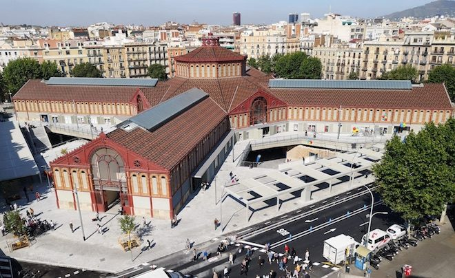 barrio vivir en barcelona sant antoni