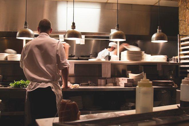 trabajo chef cocinero