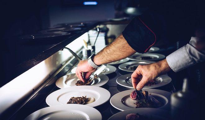 trabajo para chef