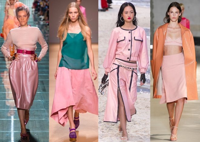 colores de moda pv19 rosa Pressed Rose