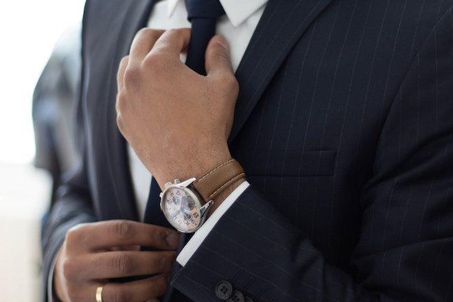complementos moda navidad hombre reloj