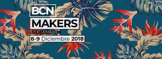 mercadillo barcelona navidad bcn makers