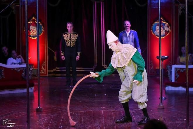 circo raluy legacy louis raluy