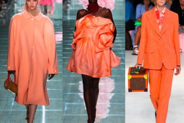 color de moda 2019 living coral