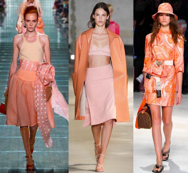 color de moda 2019 living coral rosa