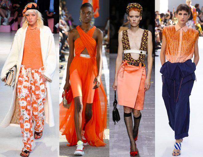 colores de moda 2019 vivid coral 3