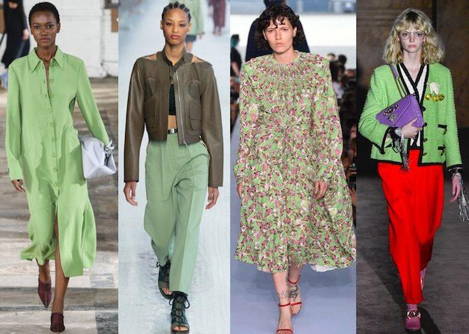 colores de moda primavera verano 2019 pepper steam