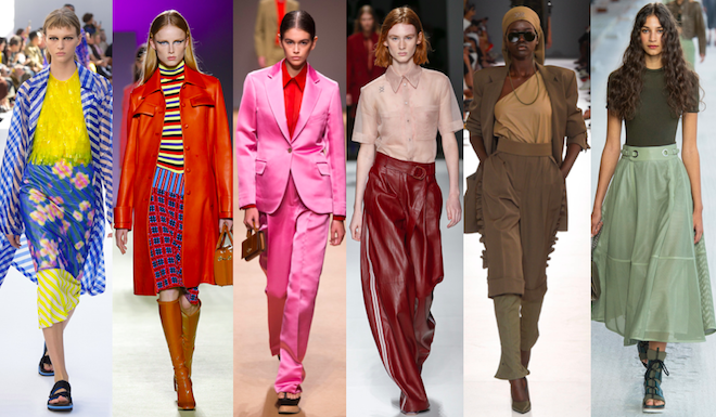 colores de moda ss19