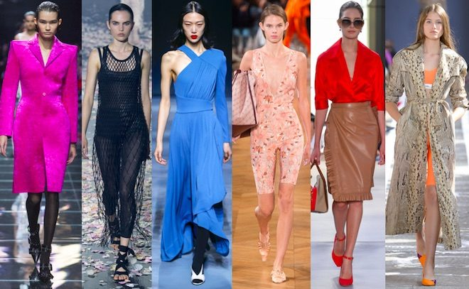 tendencias moda primavera verano 2019
