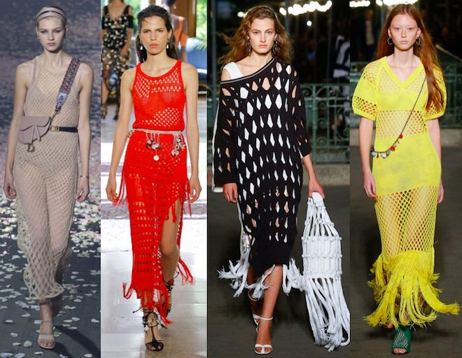 tendencias moda primavera verano 2019 red