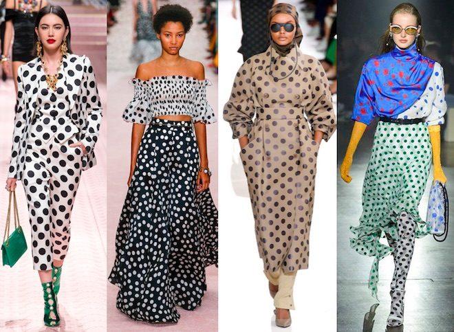 tendencias moda pv19 lunares