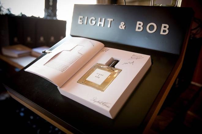 eight and bob perfume libro
