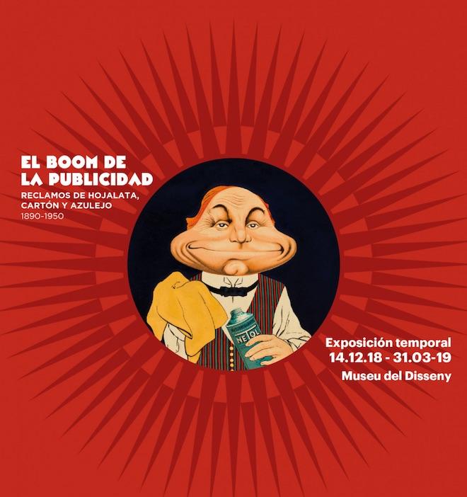 el boom de la publicidad museo disseny barcelona