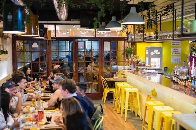 la cachapera restaurante villaroel 549574367248384_o