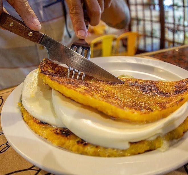 la cachapera_cachapa queso