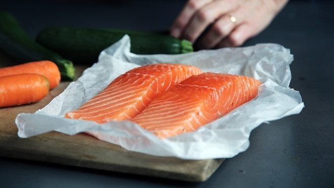 tendencias gastronomicas 2019 salmon