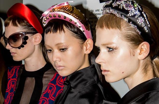 accesorios para el pelo moda 2019 diadema