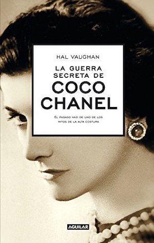 libros de moda la guerra de coco chanel