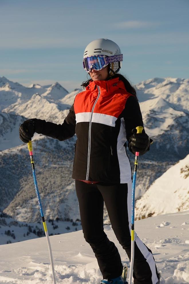 pantalones de esqui lastex