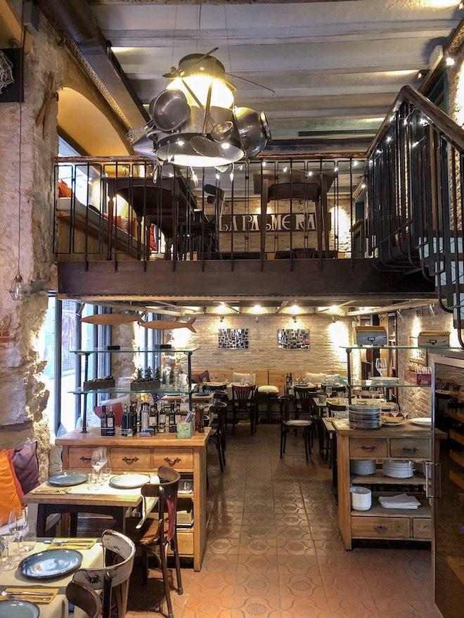 3 lucas restaurante fonda la palmera