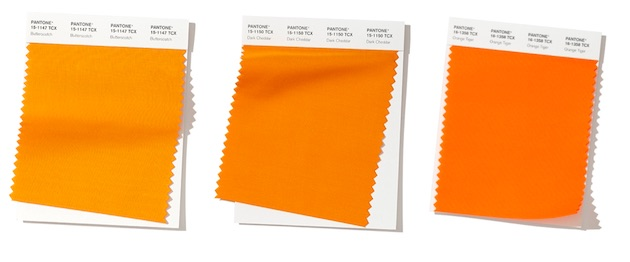 colores de moda fw19 20 amarillo naranja