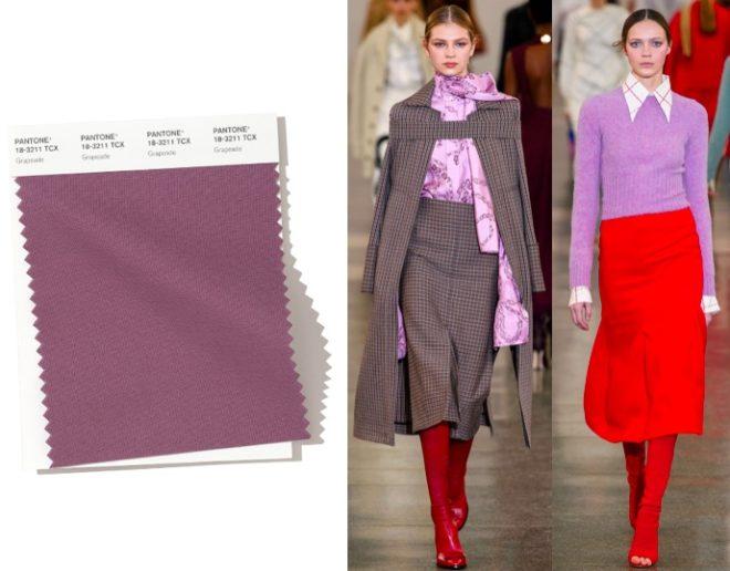 colores de moda invierno 2020 grapeade