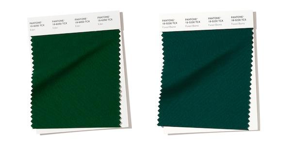 colores de moda oi 2019 2020 verde
