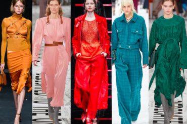colores de moda otono invierno 2019 2020