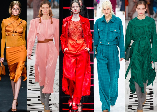 Colores de moda oto o invierno 2019 2020 bcn cool hunter for Tendencia de color de moda