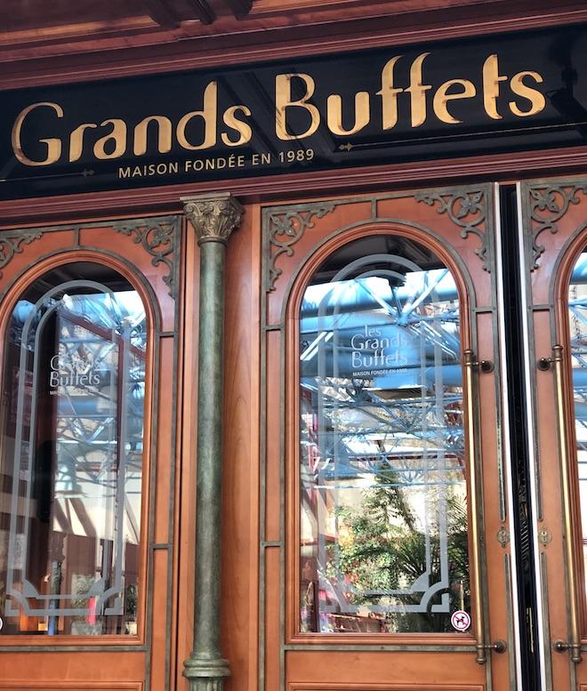 escapada a narbona les grands buffets