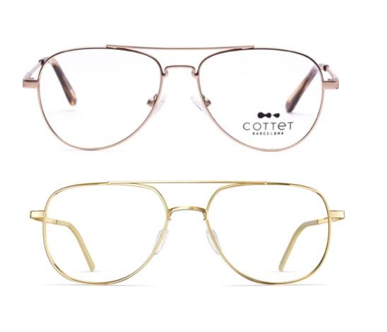 gafas graduadas moda 2019 aviador