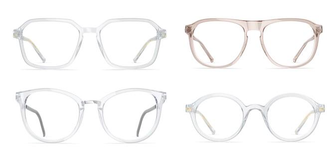 gafas graduadas moda 2019 transparentes