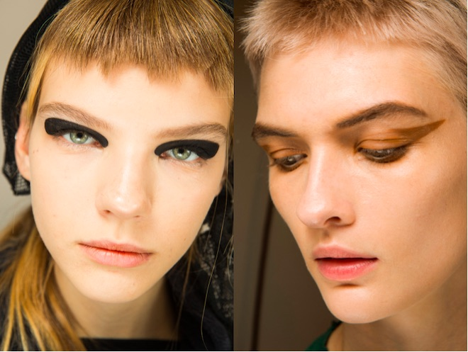 maquillaje moda pv19 eyeliner