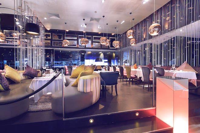 NUBA restaurante exclusivo barcelona