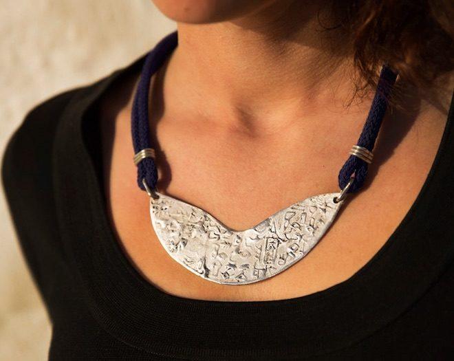 anuskas joyeria artesanal online collar