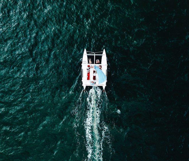 despedida de soltero catamaran barcelona