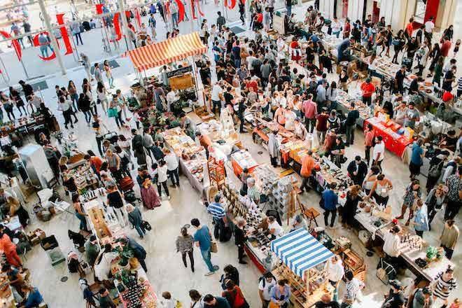eventos barcelona market abril