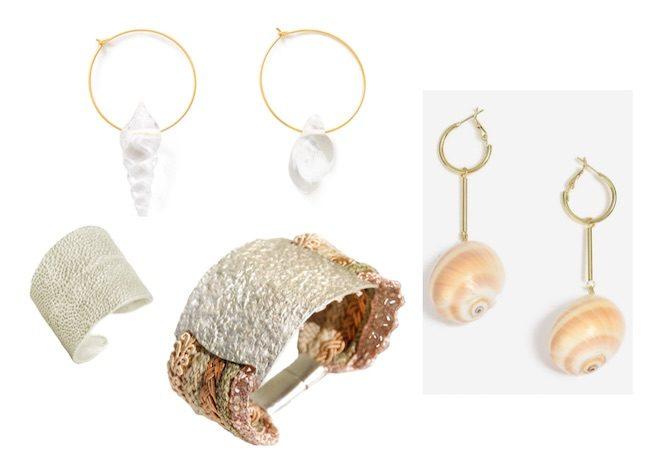 joyas de moda pv19 conchas