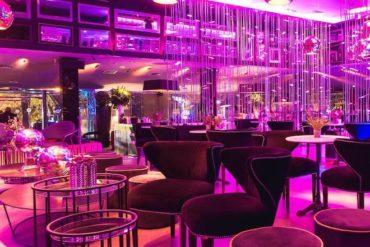 nuba barcelona restaurante ambiente